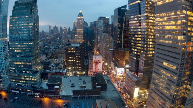 HA T/L fisheye view of 8th Avenue