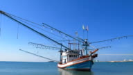 fishing boats Thailand