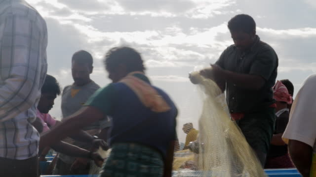 Fishing employs over 14 million people in India