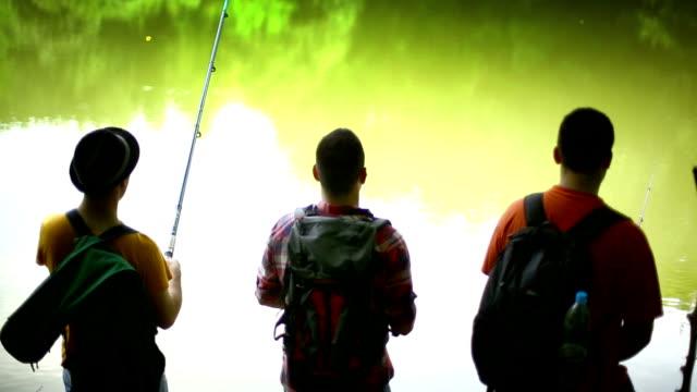 La pesca.