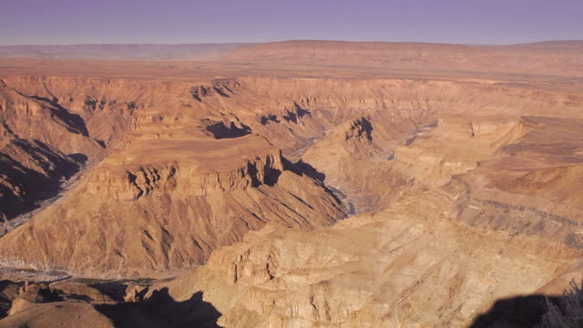 Fish-River Canyon,Panormaic View
