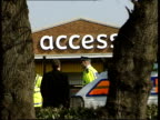 Five bomb plot suspects appear in court LIB Police at Access storage facility House