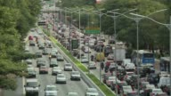 A five day old walkout by subway workers in Sao Paulo has unleashed transport chaos in the mega city of 20 million people three days before it hosts...