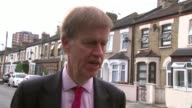 Five hurt in spate of acid attacks in North London DAY Stephen Timms MP interview SOT I think carrying acid should in itself be an offence in the...