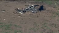 KSWB Five people were killed when two small planes collided midair in a fiery crash northeast of Brown Field Municipal Airport in San Diego...