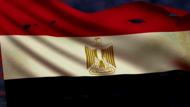 Flagge von Ägypten, Kampf für Freiheit
