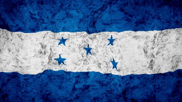 Flagge von Honduras