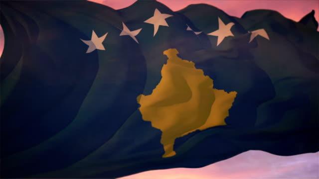 Flag of Kosova