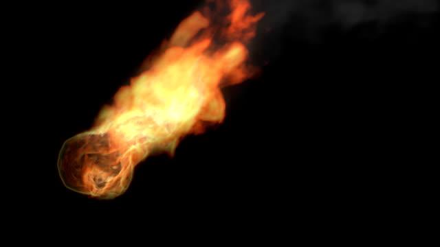 Flame ball
