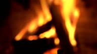 Flame - Open Fire 1080p, Depth of Field Change