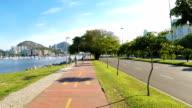 Flamengo Park in Rio de Janeiro