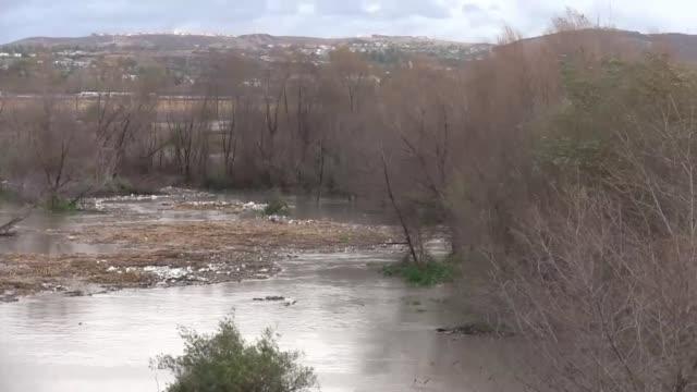 Flash Flood near Tijuana River
