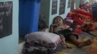 Flash floods and landslides in Myanmar have claimed at least 46 lives and affected some 215000 people swallowing huge tracts of land and leaving...
