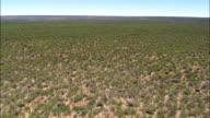 Flat Open Desert Landscape  - Aerial View - Northern Cape,  Pixley ka Seme District Municipality,  Siyancuma,  South Africa