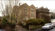 Flat where Joanna Yeates lived