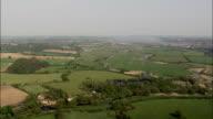 Flatford Mill  - Aerial View - England, Suffolk, Babergh District, United Kingdom