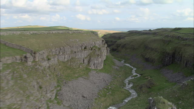 Flight Down Goredale Scar