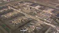 Flight over Los Angeles International Airport. Shot in 2008.