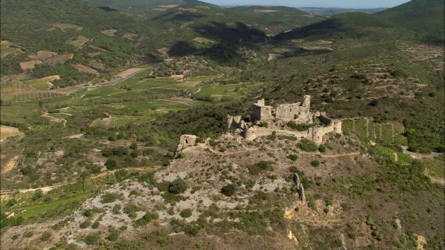 Flight Round Chateau D'Aguilar