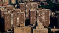 Flight south from Morningside Heights  to Upper Manhattan landmarks. Shot in 2003.