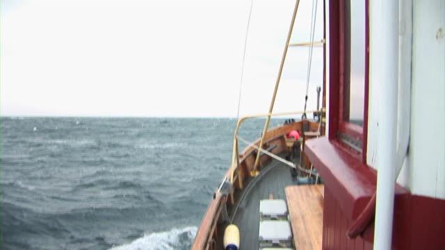 HD: Floating boat
