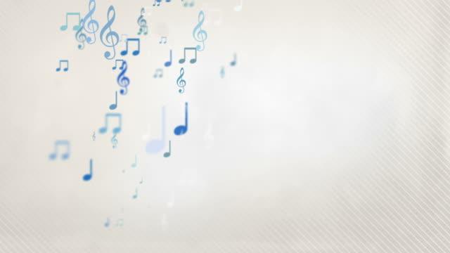 Mobile note musicali-Blu pastello (Full HD