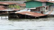 Flooded in Thailand