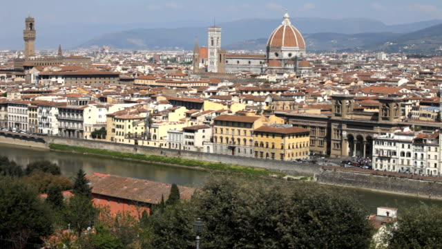 Florence city of art, Italy