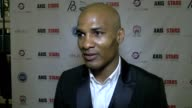 Florent Malouda on Tottenham Hotspur Chelsea Harry Kane at Carlton Hotel on May 24 2017 in Cannes France