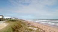 Palm Coast, Florida, vicino alla spiaggia, oceano Atlantico