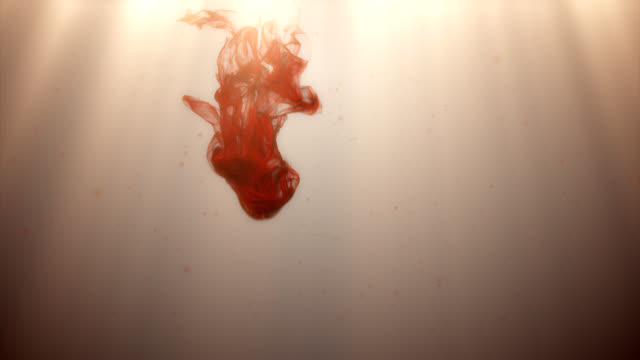 Flow ink