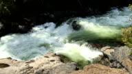 Fließende Rapids