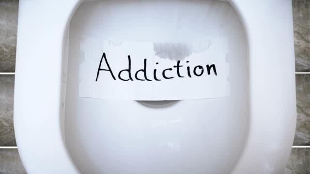 Flushing Addiction