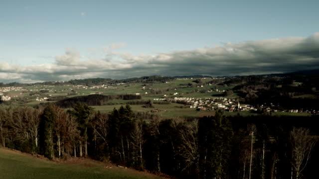 Fliegen über Kanton Fribourg