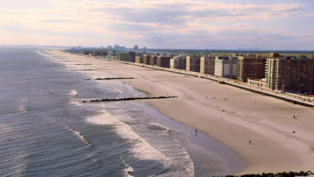 Flyby of Long Beach, NY beaches