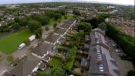 Volare basso su alloggiamento estate in Irlanda