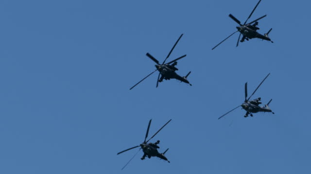 flying military helicopters