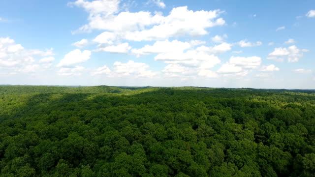 Vliegen over Appalachia