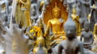 focus image of Buddha