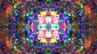 TRANSCENDENT CIRCULATION : focus, symmetric, dark (LOOP)