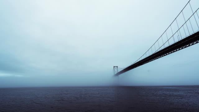 Fog Bank in Motion