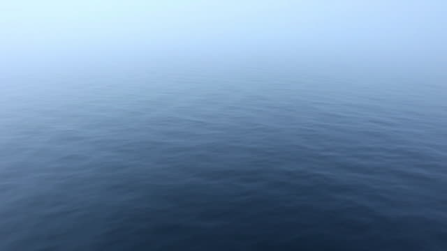 Foggy Ocean Surface (Full HD, 1080)