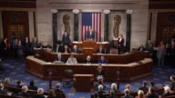 Following a roll call vote of the House for its next Speaker John Boehner votes last appointed Tellers count the votes Boehner announces the election...