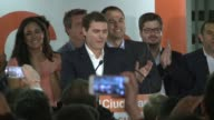 Following local elections Sunday Ciudadanos leader Albert Rivera is confident ahead of Spains general election later this year