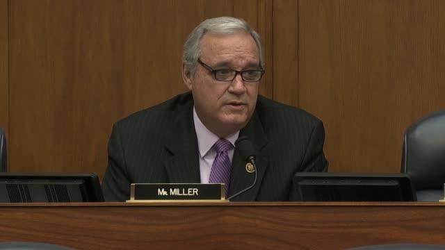 Following on a remark earlier had an oversight hearing Florida Congressman Jeff Miller asks defense Secretary Ashton Carter who it feels like the...