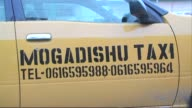 Following the ousting of islamist group Al Shabaab from the Somalian capital increased security has allowed the creation of Mogadishu Taxi the first...