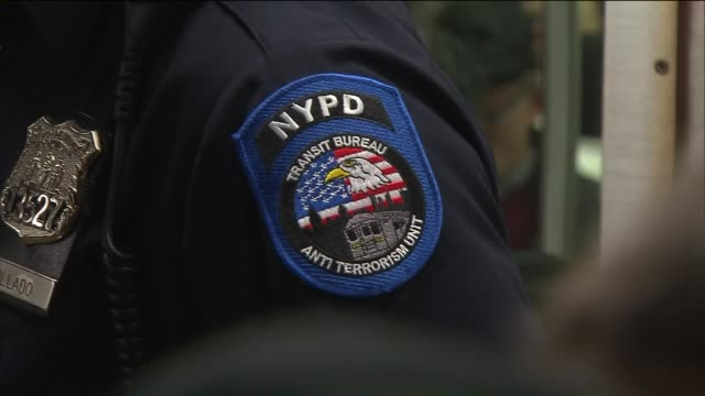 Following the terror attacks in Paris NYPD Commissioner Bill Bratton bulks up police security at several subway stations including Grand Central...