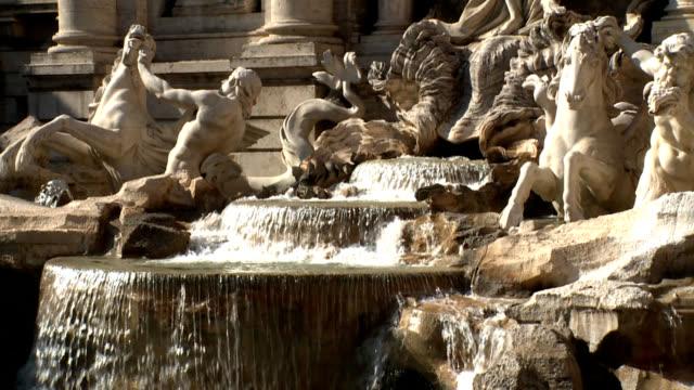 Fontana Fontana di Trevi a Roma, Italia