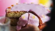Food cake cutting    FO  CE