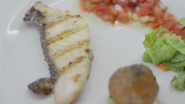 food fish restaurant